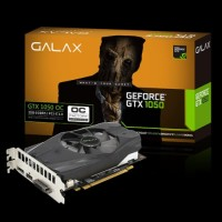 VGA Card GALAX nVidia OC Geforce GTX 1050 2GB DDR5