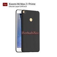 Slim Case Black Matte Softcase Xiaomi Mi Max 2 / Pro / Prime (6.44 )