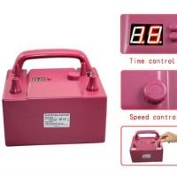 680W electric balloon pump with timer air inflator pump air blower