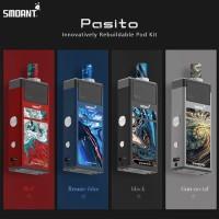 Smoant Pasito Rebuildable Pod System Starter Kit 1100mAh Authentic
