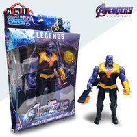 ACTION FIGURE THE AVANGERS - THANOS