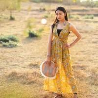 baju pantai bali dress pantai oasis long dress