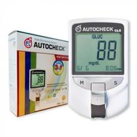 Auto check / Autocheck alat cek gula darah, kolesterol dan asam urat