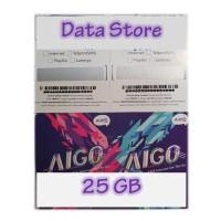 Voucher Axis AIGO 25 GB
