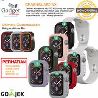 Case Apple Watch 44mm / 42mm / 40mm / 38mm - Rhinoshield Crashguard NX - 38mm, Lavender