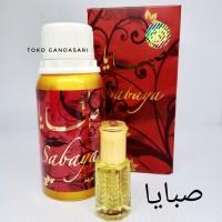 Bibit Parfum SABAYA 6ml BO BANAFA FOR OUD non alkohol murni arab saudi