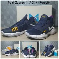 Sepatu Basket Nike PG 1 Ferocity - Paul George 1 - Lebron - Air Jordan