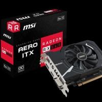 Best Seller MSI Radeon RX 560 4GB DDR5 - AERO ITX 4G OC High Class