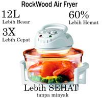 Air Fryer 12 liter Rockwood A12