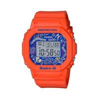 Baby G Analog Digital Jam Wanita Karet Merah BGD-560SK-4 Original