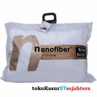 Bantal NanoFiber King Koil (Standard Size)