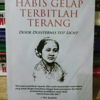Buku Habis Gelap Terbitlah Terang - R.A. Kartini