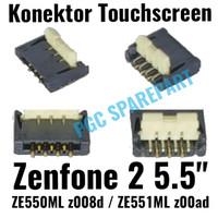 Konektor Touchscreen Asus Zenfone 2 5.5 ZE550ML z008d ZE551ML z00ad