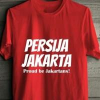 KAOS PAKAIAN BAJU T SHIRT DISTRO WE PROUD TO PERSIJA JAKARTA FANS CLUB