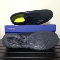 New Sepatu Futsal Mizuno Rebula Sala Black Shadow Q1Ga194104 Original