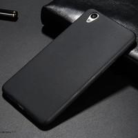 Softcase Slim Black Matte Oppo A37/ A57/ A83/ A71/ F1S/ A59/ A39