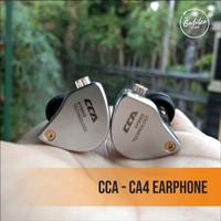 IEM CCA CA4 In Ear Earphone Hybrid Driver KZ Headset With MIC