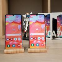 Samsung Galaxy A70 2019 6/128 GARANSI RESMI SEIN - Unit Only