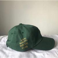 Topi Anti Social Social Club Spruce Original ( ASSC CAP ORIGINAL 100%)