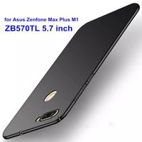 luxury case ASUS ZENFONE MAX PLUS M1 hard case ultrathin casing slim
