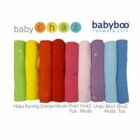 Bedong Bayi Rainbow 100 x 90 cm Chaz -Selimut Baby Warna Polos Katun