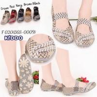 Kiddo BGS-0009(F 020) Original Sepatu Wanita Anyaman Rajut