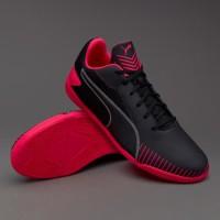 Sepatu futsal Puma 365 Ignite CT Black red Original