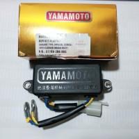 Avr Petak Mesin Genset 1500 watt 2500 watt 3000 w4000 w Segi Original