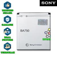 BATERAI SONY BA 750 / BA750 / ARC S / LT15i / X12 / LT18 ORIGINAL