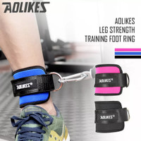 AOLIKES ANKLE Leg Weight Training Buckle Ring Strap Fitness Support