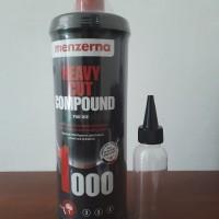 Menzerna Heavy Cut Compound 1000 REPACK 100ml