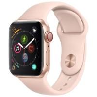 NEW PRODUK Apple Watch Series 4 44mm GPS + Cell Sport Band Smart Watch