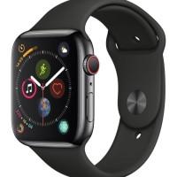 HOT TERMURAH Apple Watch Series 4 40mm GPS + Cell Sport Band Smart
