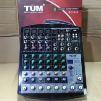 Mixer audio tum prx 8 professional