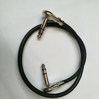 kabel jumper efek gitar 50 cm