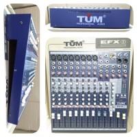 Mixer audio tum efx 8 original