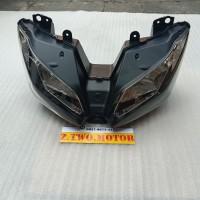 reflektor lampu depan ninja 250 fi 2013-2017