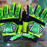 gloves sarung tangan motor cross trail fox anak bisa juga untuk dewasa