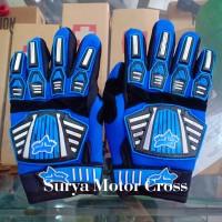 gloves sarung tangan motor cross trail fox anak dan dewasa