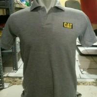 Polo shirt Kaos Kerah CATERPILLAR