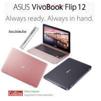 ASUS VivoBook Flip 12 TP203NAH Intel N3350 4GB 1TB 11-6 W10