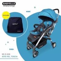 Stroller Baby Elle 939 Avio RS new design / Kereta Dorong Bayi