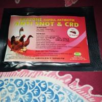 Anti Snot dan CRD Obat Ayam