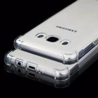 Anticrack Samsung J5 2016, Samsung J7 2016 Silikon Case Jelly Bening