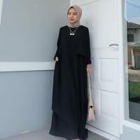 Baju Gamis Wanita MIZZA Dress Hijab