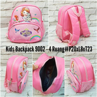 Tas Branded Anak - KIDS BACKPACK 9002 SOFIA THE FIRST