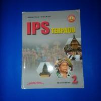Buku IPS Terpadu Untuk SMP Kelas 8 Yudhistira