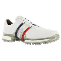 NEW Adidas Mens Tour 360 2.0 Golf Shoes AQ0630 USA White/Red/Blue - Pi