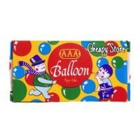 balon tiup sedotan AAA / HHH jadul