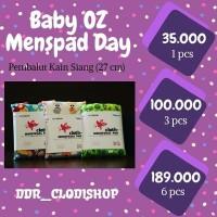 Bundling 3 pcs menspad Baby Oz Day